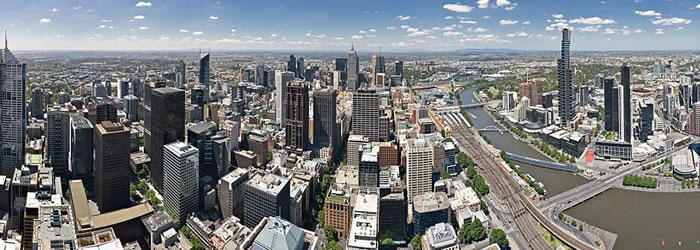 Melbourne The second most populous city in Australia, Melbourne feels more like a European city than any other Down Under.