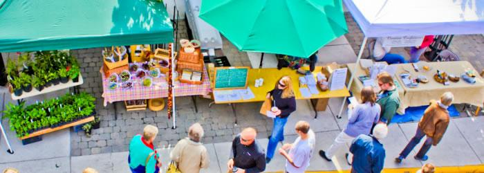 Missoula From fresh markets to dynamic outdoor activities, Missoula is a small city with a big amount to offer. Courtesy of DestinationMissoula.org
