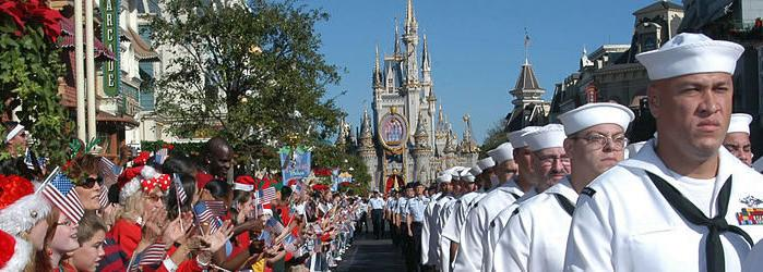Orlando With some of the world's best amusement parks in the Orlando area, there's always something for everyone to do. Credit:  U.S. Navy photo by Photographer's Mate 3rd Class Adam J. Herrada [Public domain], via Wikimedia Commons