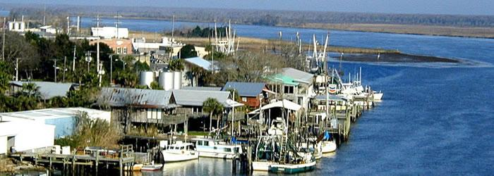 Apalachicola is home to beefy Gulf oysters, tasty piles of shrimp and Florida's annual seafood festival.